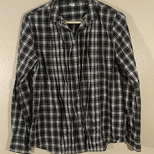 J.Crew size large button up